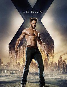 Logan.   Days of Future Past.  Hugh Jackman.