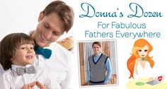 Donna's Dozen: For Fabulous Fathers Everywhere