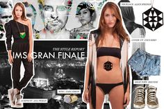 IMS Gran Finale - Style Report  www.islandermagazine.com #cocoriko #ibiza2013 Festival Style, Festival Fashion, Ibiza Style, Ibiza Fashion, High Tops, Cover Up, Zara, Jumpsuit, Wonder Woman