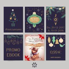 Quest'anno, a Natale, siamo particolarmente buoni e...#regalo:solo fino al 10 gennaio 2018, ci sarà la possibilità di acquistare #larugiadadellanotte1 a questo prezzo incredibile!