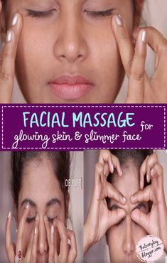 Face Massage Tips for Glowing skin. You can get glowing skin without spending a lot of money on face creams and facial treatments Skin Tips, Skin Care Tips, Glowing Skin Diet, Face Massage, Massage Logo, Massage Tips, Massage Chair, Skin Tightening Cream, Skin Mask