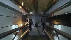 Tunnelinporauslaite. Tänään sukelletaan tunneliin tutustumaan maan alla työskentelevän koneen toimintaan.