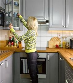 Kitchen Makeover | Angelika Won The IKEA FAMILY Competition To Win A New  METOD Kitchen.