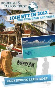Bonefish & Tarpon Trust Giveaway Ad