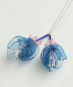 【ZOZOTOWN 送料無料】kvell(ケベル)のネックレス「オーガンジーフラワー ネックレス」(0901AC032171)を購入できます。