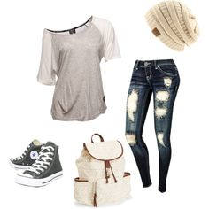 """I love him but he doesn't know"" by steph-dancer on Polyvore"