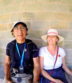 Peter M Wong Lola Stoker Co-owners Cruise Holidays Luxury Travel Boutique