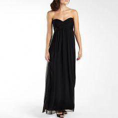 London Style Nights Long Chiffon Bridesmaid Dress - jcpenney