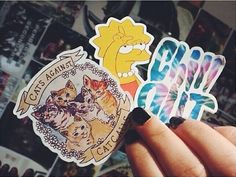 GET YOUR STICKERS CODE FROM @thestickerscompany OR http://instagram.com/thestickerscompany IF NO STICKER CODES ARE GIVEN RANDOM STICKERS WILL