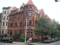 New York Architecture Images: Park Slope, Brooklyn corner of Garfield Place and Eighth Avenue... my old neighborhood!