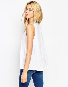 ASOS | ASOS Swing Tank with Drape at ASOS