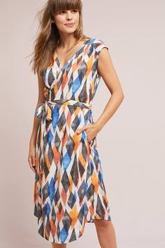 Shop the Geo Wrap Dress and more Anthropologie at Anthropologie today. Read customer reviews, discover product details and more.
