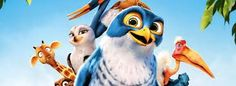 """As you may know, we are a fan of the odd """"family movie"""" night, so I am always partial to the latest kids film out on DVD. So we quite happly wanted to write the Adventures in Zambezia r… Peregrine Falcon, Family Movie Night, Owl, Animation, Adventure, Theatre, Movies, Animals, Party"""