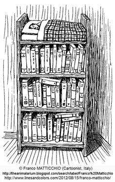 Cama para lectores