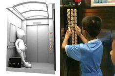 7歲孩子亂按電梯被罵,媽媽的舉動讓人意外卻深受啟發!