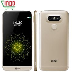 "Original LG G5 4GB RAM 32GB ROM Mobile Phone 5.3"" Quad HD IPS Quantum 2560*1440 px snapdragon 820 16MP Camera 4G LTE CellPhone - Get yours at http://s.click.aliexpress.com/e/2z3vVVj #LG #Smartphone #Android"