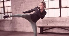We've got an exclusive Tabata workout from personal trainer Erin Oprea's new book, <em>The 4x4 Diet.</em> - Shape.com