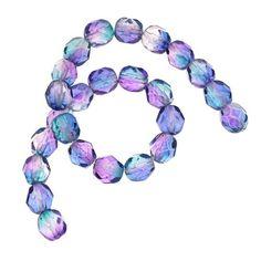 Czech Fire Polish Glass Beads 6mm Round Two Tone Purple/Blue (25) Jablonex,http://www.amazon.com/dp/B004EH9P1K/ref=cm_sw_r_pi_dp_t.REsb06FNKDDSRJ