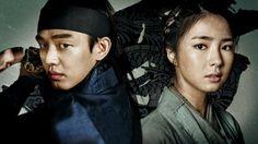Six Flying Dragons - 25 episodes  (2015 - 2016)  *Yoo Ah In, *SHIN SE KYUNG, *Byun Yo Han, *Yoon Kyun Sang, *Kim Myung Min, *Gong Seung Yeon & *Kim Hee Jung ( stars)