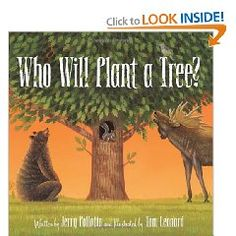 Who Will Plant a Tree? - picture book on seed dispersal Plant Science, Earth Science, Life Science, Ks2 Science, Weird Science, Science Books, Seed Dispersal, Tree Study, Arbour Day