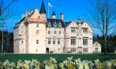 Brodie Castle: Forres, Scotland