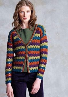 Tension is 5 patt reps sts) to and 8 rows to 10 cm measured over patt using crochet hook. Crochet Cardigan, Crochet Top, Crochet Hats, Crochet Sweaters, Knitting Patterns Free, Crochet Patterns, Crochet Baby Clothes, Crochet Diagram, Crochet Woman