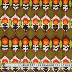 seventies fabric designs - Google Search