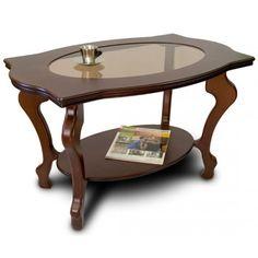 Чайный столик Мебелик Берже-1С