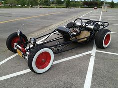 Custom Sand Rail Street Legal VW Motor 1600cc Sandrail One of a Kind Dune Buggy photo 1