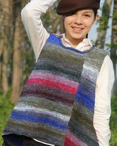 Tank Top | Knitting Fever Yarns & Euro Yarns