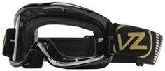 2014 Vonzipper Sizzle Black Gloss Motocross Off Road Dirt Bike MX Goggle
