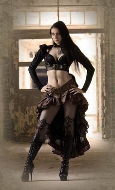 Steampunk | Beauty ~Helena