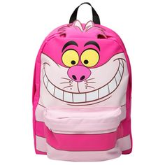 Disney Alice In Wonderland Cheshire Cat Backpack Cat Backpack, Rucksack Bag, Alice In Wonderland Outfit, Disney Inspired Fashion, Cat Bag, Disney Outfits, Purses And Bags, Cheshire Cat, Backpacks
