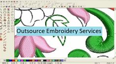 Embroidery Digitizing, Embroidery Services, Custom Logos, Accessories, Design, Jewelry Accessories