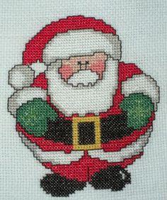Ricamo, embroidery, broderie, bordado,.....: Buon Natale !!!
