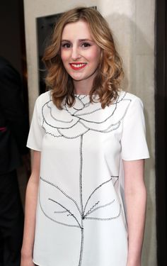 """Downton Abbey ~ Love her blouse and I love  """"Edith"""""""