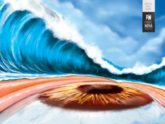 Fonte Nova Bookstore: Tsunami, 1 Advertising Agency: CCZ*WOW, Curitiba, Brazil Creative Director: Rodolfo Amaral Art Director: Emerson Morruga Copywriters: Leonardo Baggio, Rodolfo Amaral Illustrator: Mustafari Ilustrações Additional credits: Gisele Ur Published: April 2015