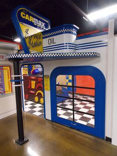 playhouse child friendly interior surfaces | Pretend City | Play Houses | Pinterest | Pretend city ...