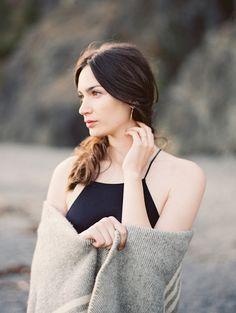 Photo Fridays | California Seaside Engagement Kylie Martin Photography