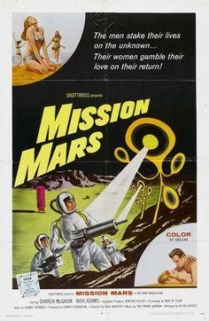 Mission Mars (Misión a Marte) - 1968