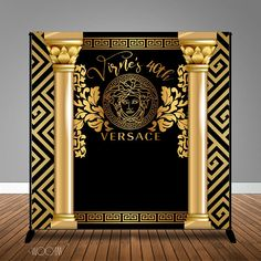 Pose in front of this backdrop personalized for your unique event! SIZE: 8ft x 8ft (other sizes available) The design is printed on premium 14 oz. heavy duty vinyl material. READY TO PURCHASE? Follow these steps... 1) Add this listing to your cart 2) Send all the information needed to