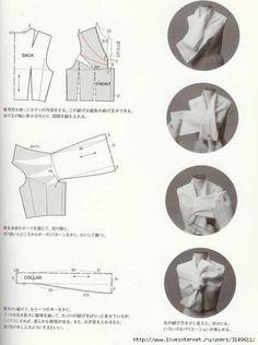 Pattern Magic. Японское моделирование. - Ирина Владимирова - Álbumes web de Picasa