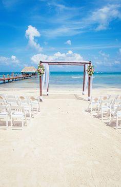 Riviera Maya Wedding At Azul Sensatori