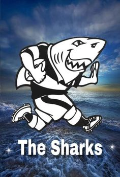 Sharks, Rugby, Donald Duck, Disney Characters, Fictional Characters, Art, Art Background, Shark, Kunst