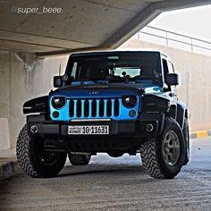 """@super_beee """"My Wrangler ! #jeepbeef #Padgram"""