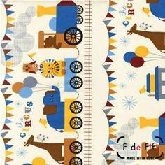 Tela el zoo. F de Fifi: regalos originales para bebés y niños, hechos a mano.