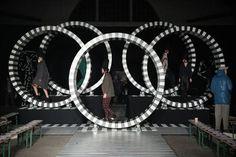 Henrik Vibskov show Pepsi Emoji, Fashion Installation, Runway Fashion, Fashion Show, Stage Design, Style Inspiration, Graduation, Adidas, Image