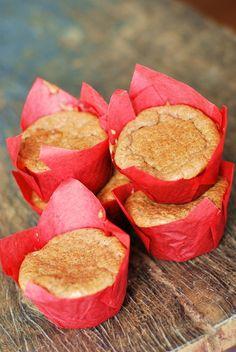 Muffins LCHF – Sem açucar, sem farinha, sem culpa!