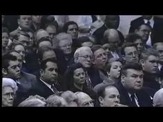 """This Is A Lost World And We Have A Mandate To Reach It"" Anthony Mangun BOTT 2001 - YouTube"