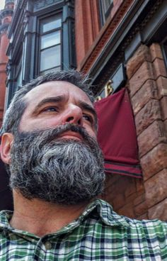 Beard Oil And Balm, Beard Balm, Grey Beards, Long Beards, Beard Styles For Men, Hair And Beard Styles, Moustaches, Hairy Men, Bearded Men